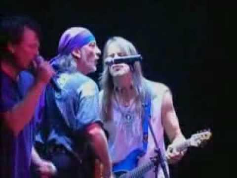 Deep Purple Sometimes I feel like Screaming Live In Melbourne 1999