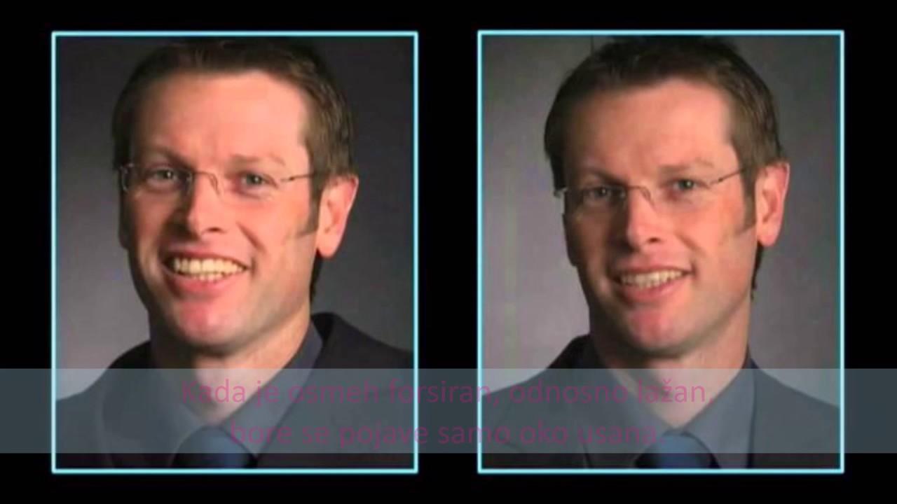 Kako razlikovati pravi od lažnog osmeha
