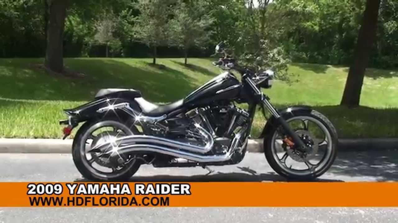 Used 2009 yamaha raider motorcycles for sale tampa fl for Yamaha motorcycle for sale florida