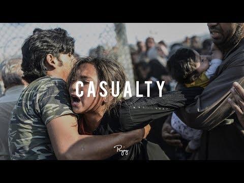 """Casualty"" - Storytelling Rap Beat | Free Hip Hop Instrumental Music 2017 | Ihaksi #Instrumentals"