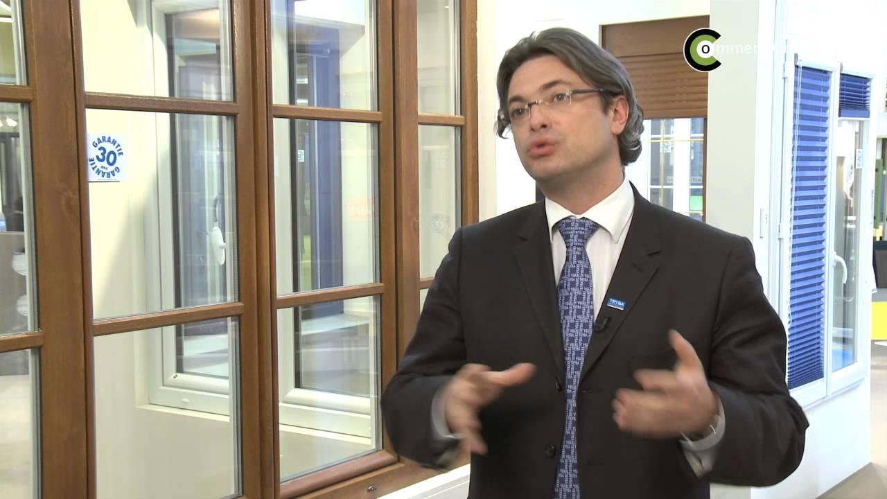 Tryba vendeur de fen tres pvc bois et aluminium youtube for Vendeur fenetre