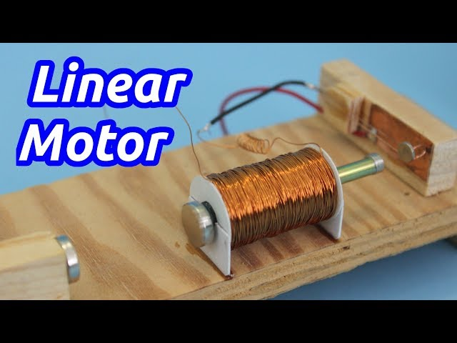 Magnetic Linear Motor