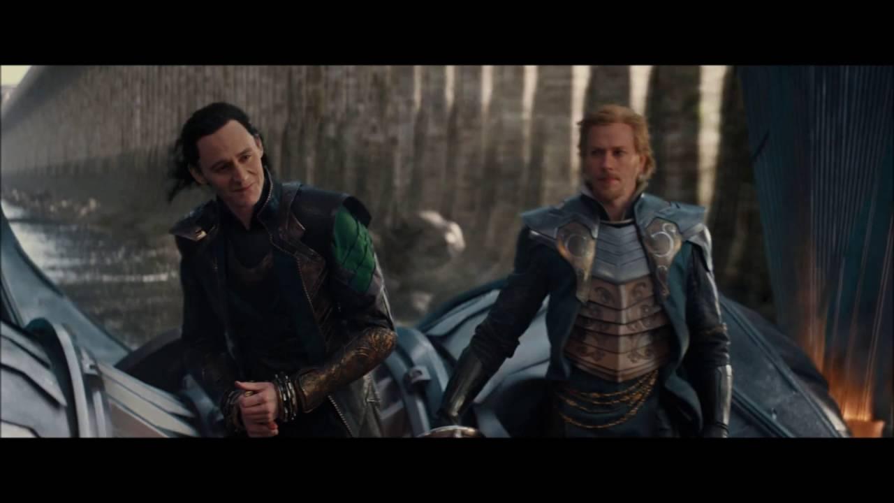 Escape From Asgard