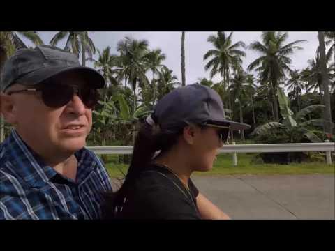 Scooter Ride in Aurora, Zamboanga del Sur, Mindanao