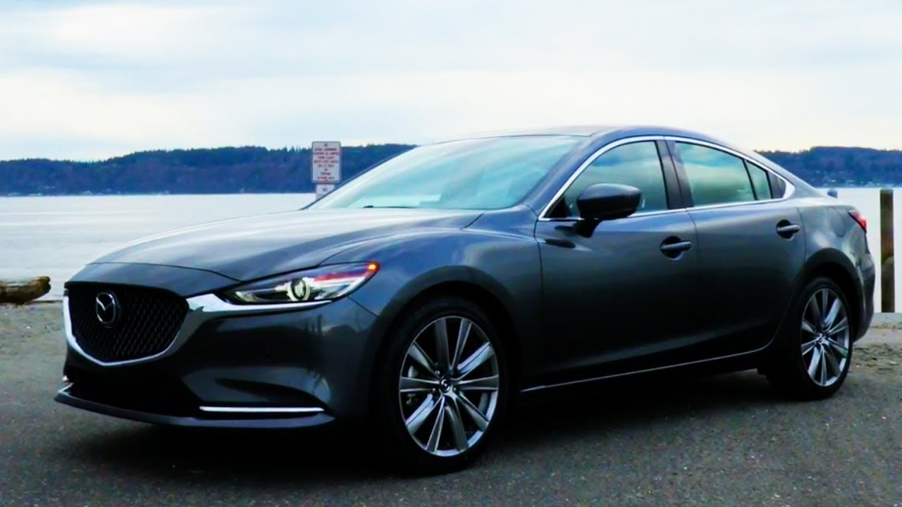New Mazda 6 2019 >> 2019 Mazda 6 - Best Sedan - Test Drive - YouTube