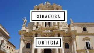 Siracusa & Ortigia Italy HD- Tour Sicilia Orientale - EP.4