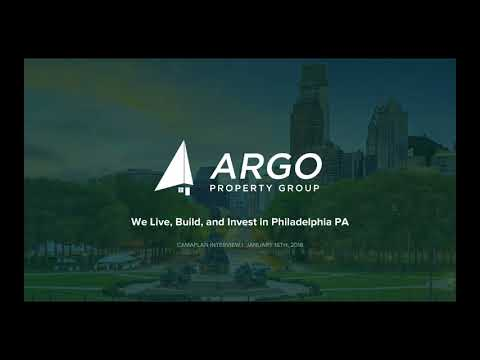 Interview with Argo Property Group