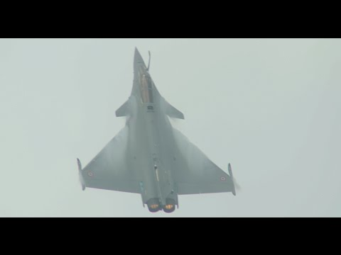 Singapore Airshow 2016 - French Air Force Dassault Rafale