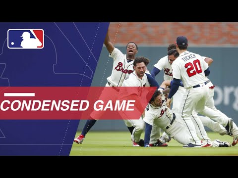 Condensed Game: MIA@ATL - 5/20/18