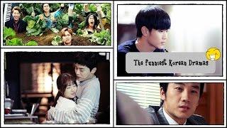 "The ""funniest"" Korean Dramas"