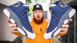 Don't Buy Jordan 13 Flint Without Watching This!  Early In Hand Review