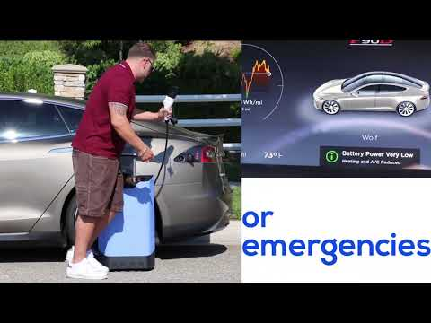 Sparkbox: The future of eco portable energy (short video)