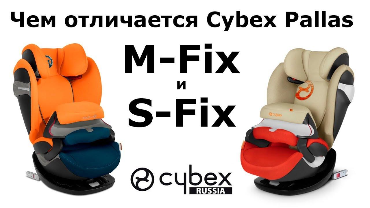 Cybex pallas s-fix
