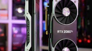 مراجعة لكرت الشاشة Nvidia GeForce RTX 2080 Ti