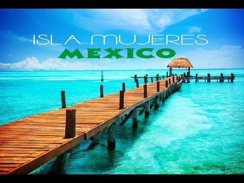 Isla Mujeres In Cancun Mexico 4K 2016