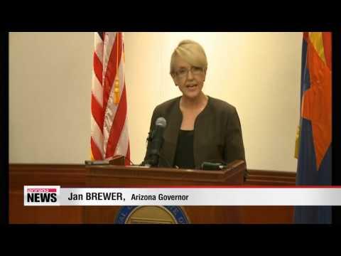 Arizona governor vetoes anti-gay bill