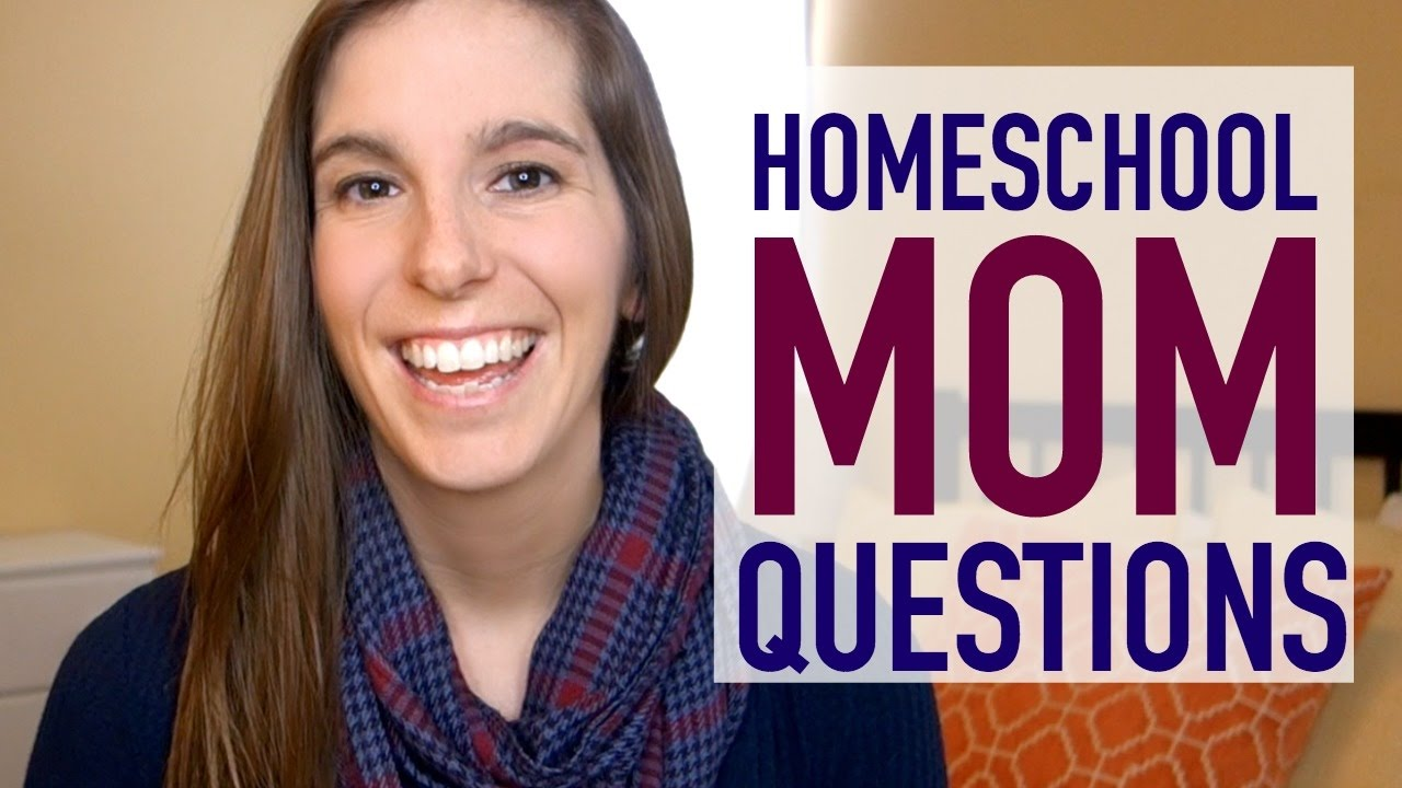 Homeschool Mom Interview — 12 Questions Answered - YouTube