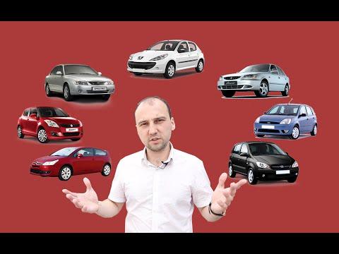 Какую машину купить за 200-250 тыс. руб. Выбираем!