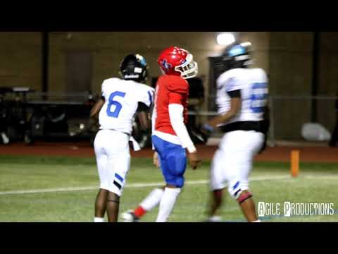 Tristan White North Crowley High School  Class of 2020 sophomore  year