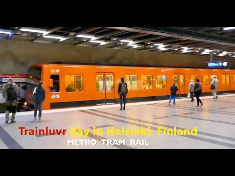 Trainluvr Day in Helsinki 2017