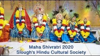 Maha Shivratri 2020 (Slough)