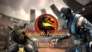 Mortal Kombat 9 Komplete Edition All Characters [FULL HD] || by AR Koushal