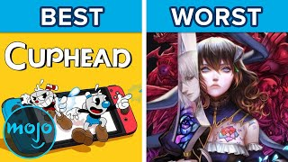 Gambar cover Top 10 Best and Worst Nintendo Switch Ports