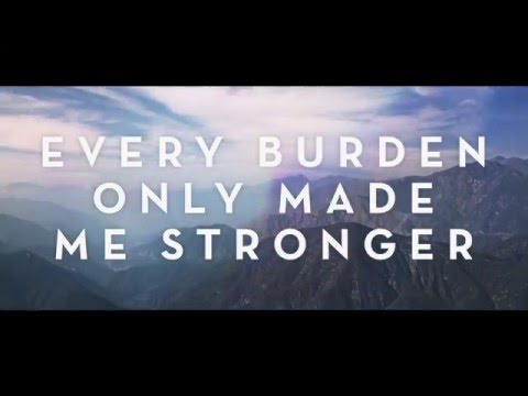 Meredith Andrews - Deeper [Official Lyric Video]