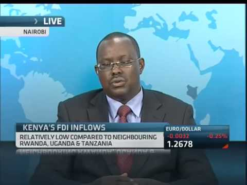 Kenya's FDI Inflows
