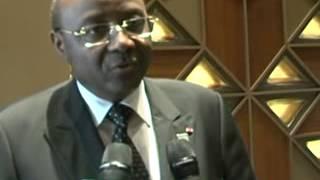 AFRIQUE MEDIA production  INTERVIEW PIERRE MOUKOKO MBONJO