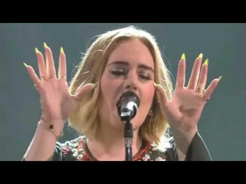 Adele  Skyfall  2016 Glastonbury Festival