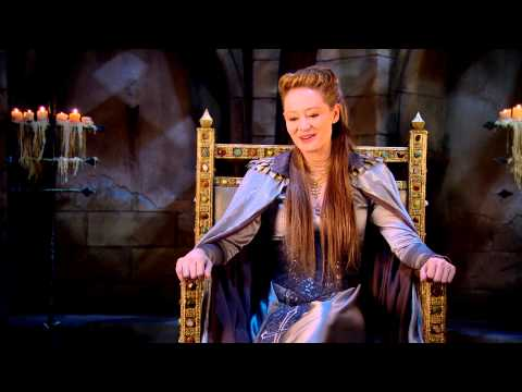 Yo, Frankenstein  entrevista a Miranda Otto
