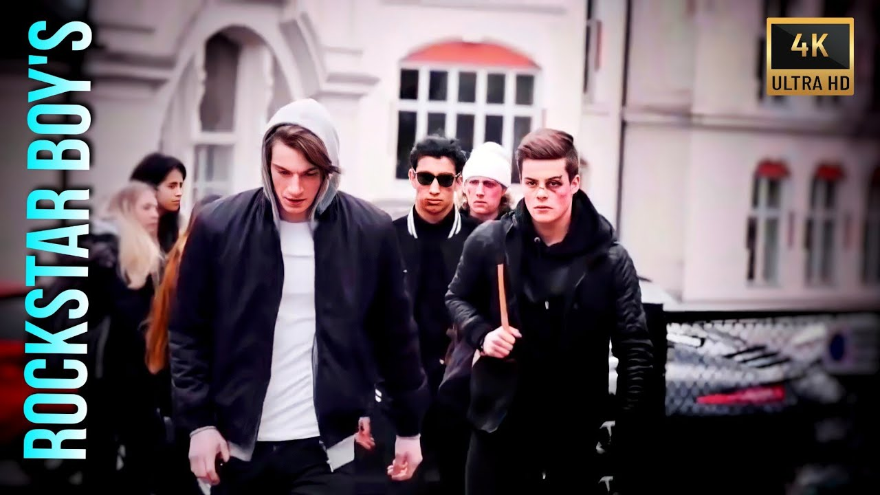 Rockstar Boy's Attitude - Mood Off 😡 HeartTouching Skam Boy Attitude Video || 5 Million Special View