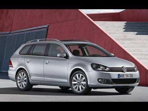 volkswagen golf vi variant youtube. Black Bedroom Furniture Sets. Home Design Ideas