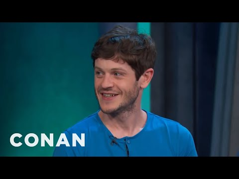 Iwan Rheon: If You Liked Ramsay, You're F'd Up   CONAN on TBS