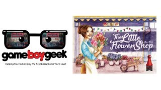 The Little Flower Shop Review with the Game Boy Geek