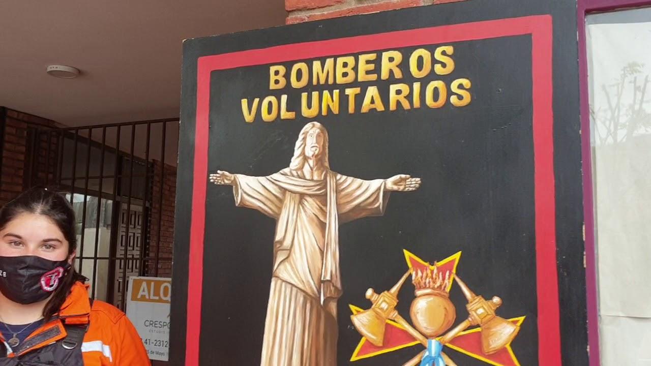 Campaña de Socios Bomberos Voluntarios La Cumbre