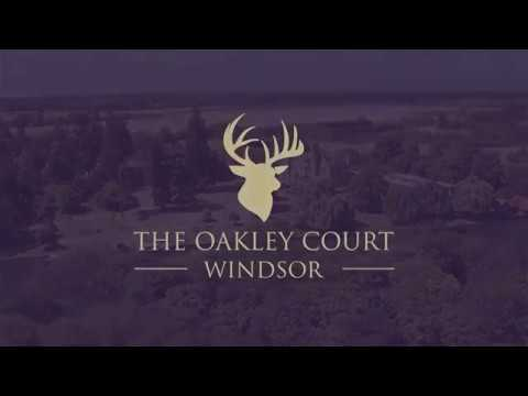 Video of One Night Luxury Riverside Escape with Dinner at The Oakley Court and Visit to Windsor Castle for Two