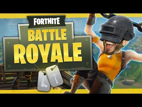 THIS IS NOT PUBG! | Fortnite Battle Royale