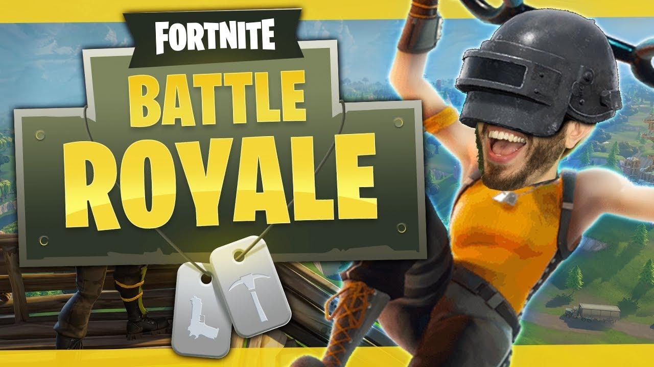 Pubg Vs Fortnite Vs H1z1 Which Battle Royale Is Right: Fortnite Battle Royale - YouTube