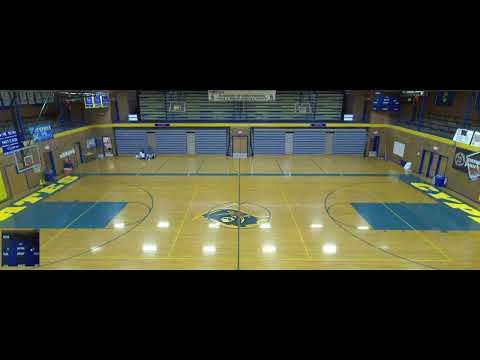 Cyprus High School vs. Spirit Bowl Assembly Varsity Womens' Volleyball