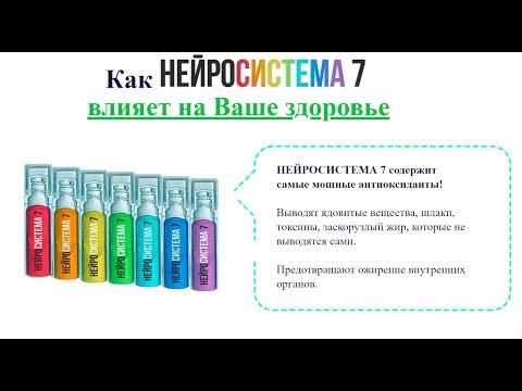 нейросистема 7 отзывы покупателей украина