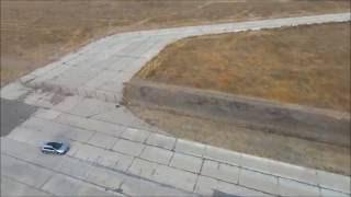 Vuelo Drone Bebop, Chile
