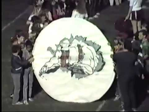 1989 Spiro Bulldogs vs Holland Hall Dutch