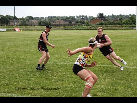 Wigan Touch Warriors NTS Final July 2016
