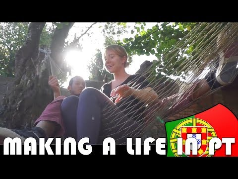 CREATING A LIFE IN PORTUGAL - FAMILY DAILY VLOG