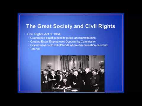 APUSH Review: The Great Society