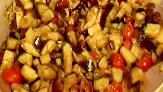 Melanzane in agrodolce - La Cucina di Antonietta