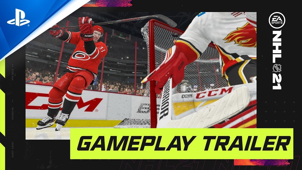 NHL 21 - Tráiler oficial de gameplay