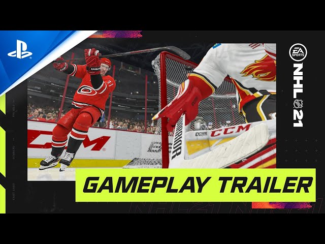 NHL 21 - Official Gameplay Trailer | PS4